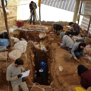 Grant Report: Bawa Yawan Rockshelter Excavations