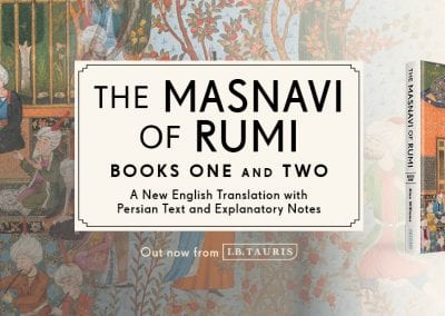 New Publication: 'Masnavi of Rumi'
