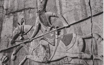 Die qājārischen Felsreliefs: eine kunst- und kulturwissenschaftliche Studie