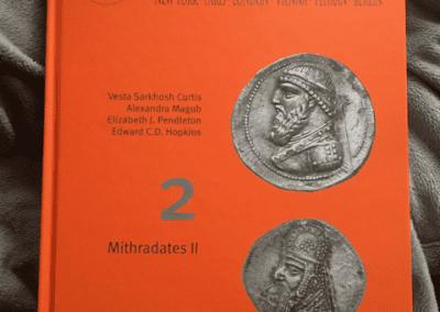 Sylloge Nummorum Parthicorum (SNP) 2: Mithradates II