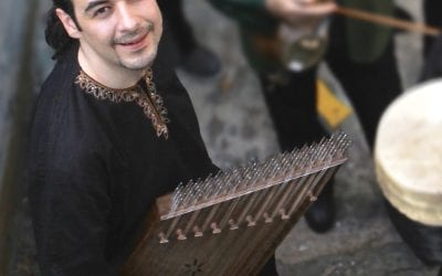 Introduction to Maqam: Music of Iran and the Arab Mashriq – 9th to 23rd March