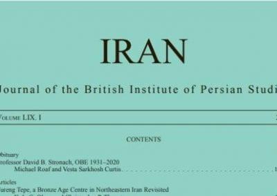 IRAN 59/1 (2021)