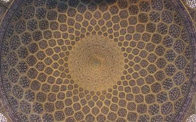 Approaches to Iranian Art: In Conversation with Robert Hillenbrand and Bernard O'Kane